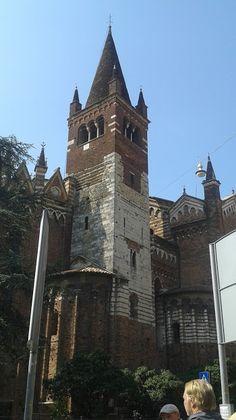 Thursday in Verona and Lucerne