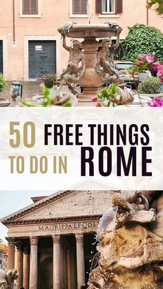 Do You Want Worldwide Vehicle Coverage? Looking For Free Things To Do In Rome? I Can Recommend 50 Of Them Free Rome Attractions, Free Museums And Lovely Areas For A Priceless Experience, For Free Venice Travel, Rome Travel, Travel Europe, Travel Destinations, Rome Museums, Free Things To Do In Rome, Rome Attractions, Rome City, Italy Travel Tips