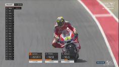 German GP FP4 - Andrea Iannone