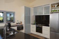 Clean crisp kitchen in Marsden Cove