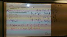28/01/16 La clase de matemáticas de este día, se basó en la corrección de los diagramas de árbol que habían mandado los profesores para casa. La mayoría lo teníamos mal ya que no lo entendíamos muy bien, pero los profesores nos volvieron a explicar otro diagrama utilizando la Ley de Laplace y lo entendimos muchísimo mejor. La clase de ese día fue bastante productiva