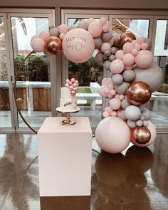 Matilda Turns One Props and balloons Venue Birthday Balloon Decorations, Baby Shower Decorations For Boys, Birthday Balloons, Baby Shower Themes, Baby Girl Birthday, 1st Birthday Parties, Deco Ballon, Bridal Shower Balloons, Balloon Garland