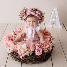 Photography props ideas toddler Ideas for 2019 Cute Baby Girl Images, Baby Girl Pictures, Monthly Baby Photos, Newborn Baby Photos, Cute Babies Photography, Newborn Baby Photography, Photography Props, 6 Month Baby Picture Ideas, Cute Baby Wallpaper