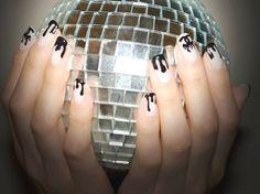 Nail Art; estilo também nas unhas! | Lavando a Louça