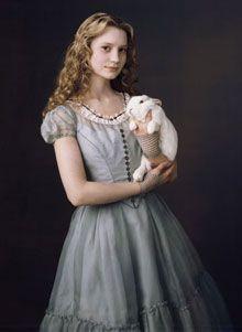 The Art of Clothes: Alice de Tim Burton au pays des merveilles