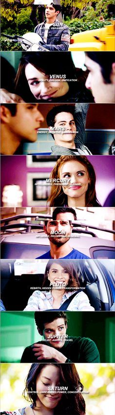 mccallpack teenwolf art scott allison stiles lydia derek malia kira