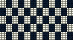 patron azul cuadrados - pattern squares blue