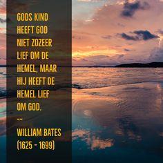 De liefde van Gods kind  William Bates (1625 - 1699)