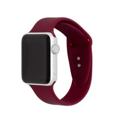 Classic Silicone Bands for Apple Watch - Epic Watch Bands watches Fitness watches Vintage watchesBanner watches White watches Ads Classic Silicone Bands for Apple Watch - Epic Watch Bands watches Fitness watches Vintage watchesBanner watches White Sport Watches, Cool Watches, Watches For Men, Stylish Watches, Unusual Watches, Wrist Watches, Macbook, Ipad, Silver Pocket Watch