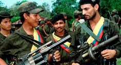 FARC Rebels Prepare To Leave Behind Guns Drug Trade And The Life They Know