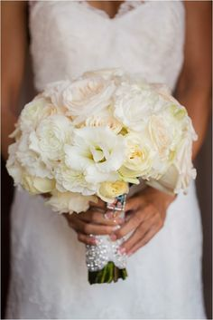 Elegant Ballroom Wedding at the Fairmont Luxury Resort in Newport Beach by Lin and Jirsa Photography // see more on lemagnifiqueblog.com