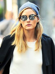 Every NYC Girl Is Going to Wear Olivia Palermo's Chill Outfit via @WhoWhatWearUK