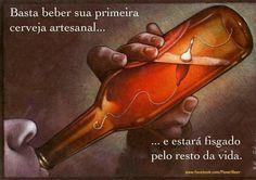 Cerveja artesanal