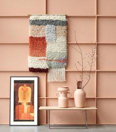 Inspiratieboost: een warme woonkamer met terracotta invloeden - Roomed