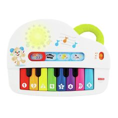 Buy Fisher-Price Laugh & Learn Silly Sounds Light-Up Piano Toy at Argos. Thousands of products for same day delivery £3.95, or fast store collection.