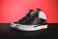 "A Closer Look at the Air Jordan 2 Retro ""Infrared"""