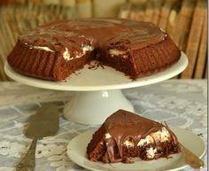 Torta sofficissima Nutella e mascarpone