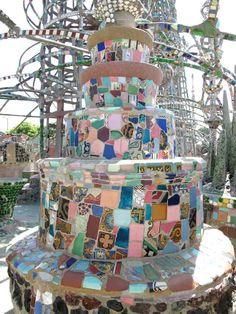 Watts Towers Los Angeles, CA