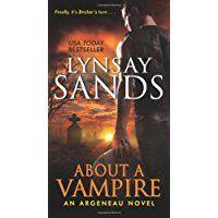 About a Vampire: An Argeneau Novel (Argeneau Vampire)