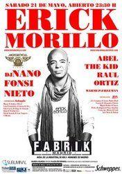 Erick Morillo  Fabrik  Madrid  #SonidoVMartin
