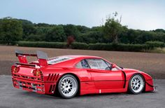 A Ferrari 288 GTO Evoluzione is for sale!