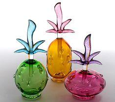Bob Crooks perfume bottles