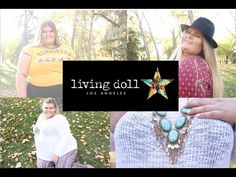 Living Doll LA Lookbook | Plus Size Fashion | ShiCurves