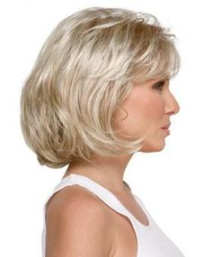 Dynasty is a lovely synthetic wig and a new style that suits almost every face shape! Weight 3 oz Cap Size Average Size Approx. Length Bang 4.0, Nape 4.25, Side