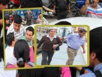 Edita Guerrero: esposo Paul Olórtiga se enfermó frente a fiscal