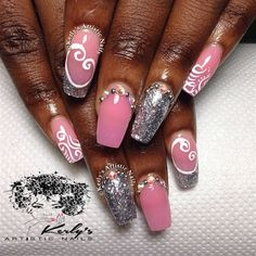 Cns Shellac Art Empower Nail Art Nail Art And Style Pinterest