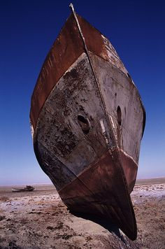 Aral Sea by herwigphoto.com, via Flickr