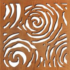 Batik Swirls: