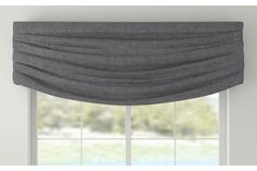 CV 14 - Window Valance Modern Valances Bedroom Windows, Valences For Windows, Bedroom Valances, Hang Curtains, Valances & Cornices, Window Cornices, Curtain Valances, Windows Decor, Types Of Curtains
