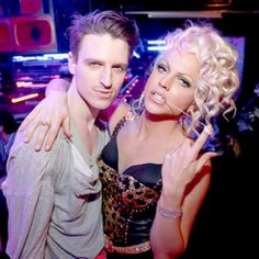 Milk (out of drag) and Courtney Act. This is a seriously attractive couple. I ship it Drag Queens, Beautiful Couple, Beautiful Boys, Courtney Act, Alyssa Edwards, Adore Delano, Rupaul Drag, Pretty People, Amazing Women