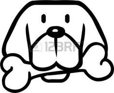 Image from http://us.123rf.com/450wm/miceking/miceking1506/miceking150602744/41495059-cartoon-dog-head-with-bone.jpg?ver=6.