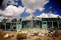 Photo credit: Earthship Biotecture
