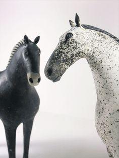Anna Noel-Two Horses