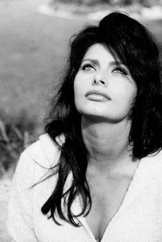 Sophia Loren by Angelo Frontoni ,1961