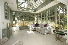 normanprattconservatories.ie #dublinorangery #orangerydublin #spaceousorangery #naturallightorangery #conservatorydublin Conservatory, Natural Light, Spa, Outdoor Decor, Kitchen, Home Decor, Cuisine, Sunrooms, Kitchens