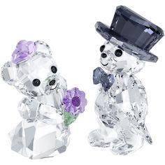 SWAROVSKI KRIS BEAR - YOU & I 1096736 | Duty Free Crystal