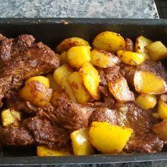 Receita de Picadinho de Carne.