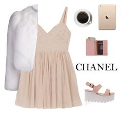"""CHANEL"" by nutellalover12 ❤ liked on Polyvore featuring Yves Saint Laurent, Royce Leather, Chanel and melsunicorns"