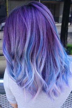 We've collected 36 photos with purple ombre hair. Also you find here a lavender and pink ombre hair colors. Cath the inspiration for amazing summer! ★ See more: http://glaminati.com/cool-ideas-purple-ombre-hair/?utm_source=Pinterest&utm_medium=Social&utm_campaign=cool-ideas-purple-ombre-hair&utm_content=photo7