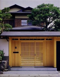 Traditional Japanese House Architecture Ideas For Interior And Exterior Japanese Gate, Japanese Modern House, Japanese Home Design, Traditional Japanese House, Japanese Interior, Japanese Homes, Japanese Home Decor, Detail Architecture, Japan Architecture