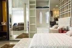 Transforme o seu quarto em um lugar tranquilo e organizado! Fica muito lindo!!