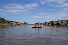 Peru, Belen, the river. :)