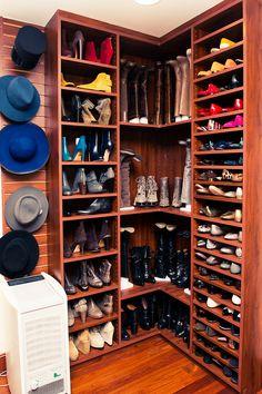Jessica Alba's closet // The Coveteur