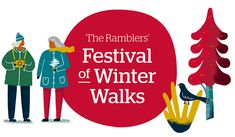 Go walking - Ramblers Walking For Health, Winter Walk, Charity, Finding Yourself, December