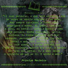 Livro - Príncipe Mecânico