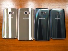 Are you upgrading to a Galaxy S7 this year?             The Samsung Galaxy S7 is official! And, in fact, there are two of them. There's the smaller, proper Galaxy S7 (with a 5.1-inch display an...